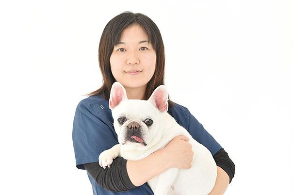 獣医師 大竹  幸恵